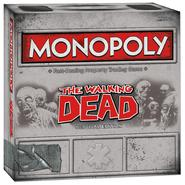 USAopoly Monopoly: Walking Dead Comic Edition at Sears.com