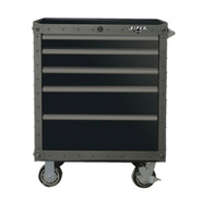 "Viper Tool Storage 26"" 5 Drawer ARMOR Series 18G Steel Rolling Cabinet, Black at Sears.com"