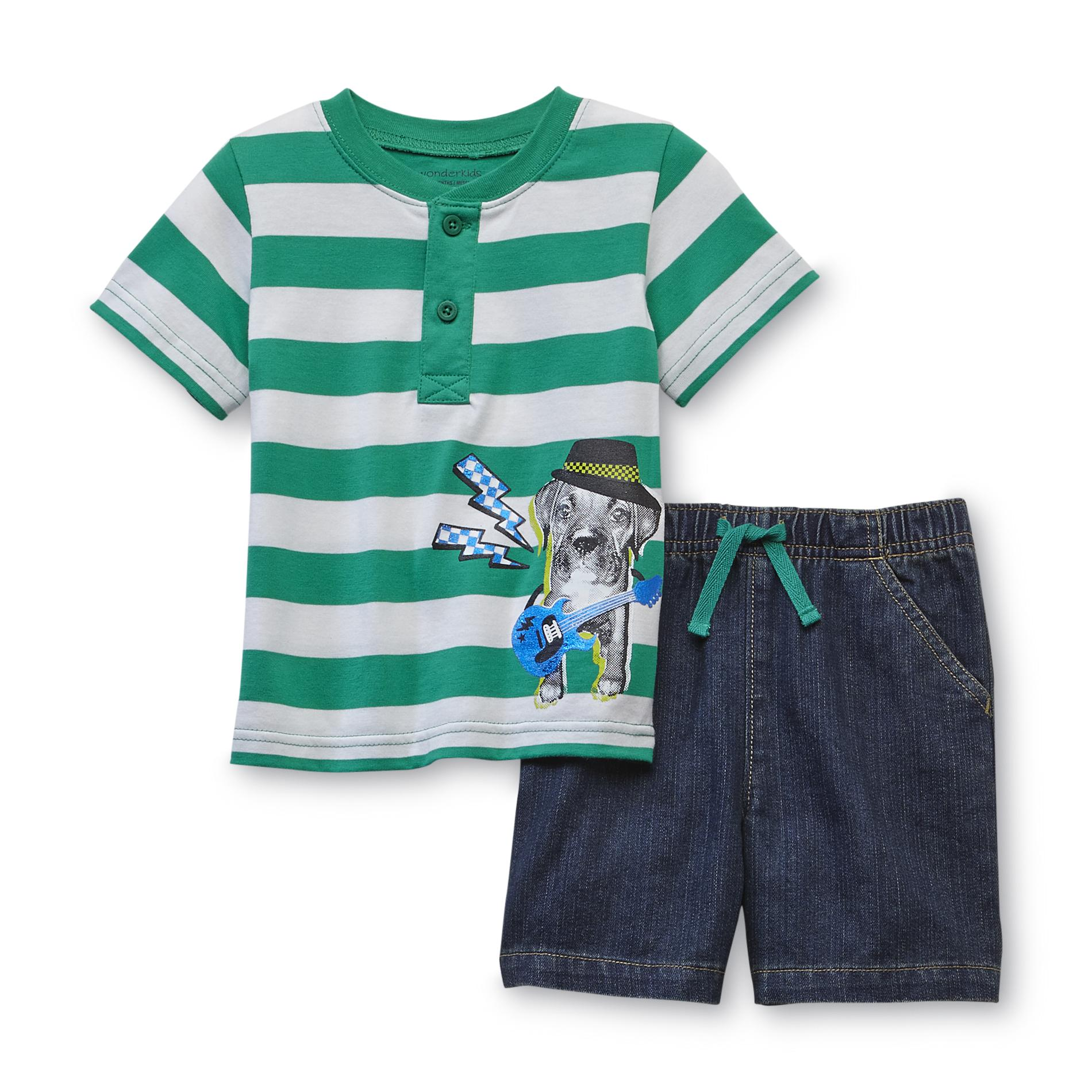 WonderKids  Infant & Toddler Boy's
