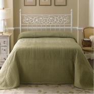 Cannon Tile Bedspread - Tea Green at Sears.com