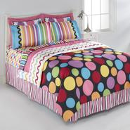 Little Miss Matched Ditsy Dots Bedding Set at Sears.com