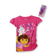 Nickelodeon Girl's T-Shirt & Bracelet - Dora at Sears.com