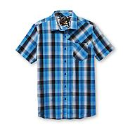 Amplify Young Men's Short-Sleeve Shirt - Plaid at Sears.com