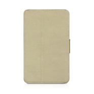 Macally BStandX7W Leather Case & Stand Nexus - Beige at Kmart.com