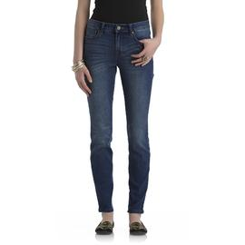 True Freedom Junior's High-Waist Skinny Blue Jeans at Sears.com