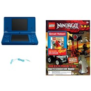 Nintendo DSi Matte Blue with LEGO Ninjago & Brickmaster at Kmart.com