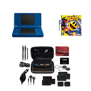 Nintendo DSi Matte Blue with PacMan World & Travel Kit at Kmart.com