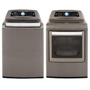 Kenmore Elite 5.2 cu. ft. Top-Load Washer and 7.3 cu. ft. Dryer Bundle at Kmart.com