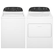 Whirlpool 3.6 cu. ft. Top-Load Washer and 7.0 cu. ft. Dryer Bundle at Sears.com