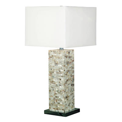 Kenroy Home Pearl Table Lamp