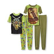 Nickelodeon Teenage Mutant Ninja Turtles Boy's 2-Pairs Pajamas at Sears.com