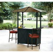 Ty Pennington Style Sunset Beach Hardtop Bar with 2 Bar Chairs at Sears.com