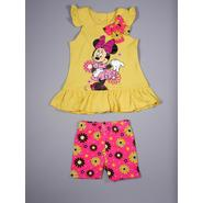 Disney Baby Infant & Toddler Girl's Top & Shorts - Minnie Mouse at Sears.com