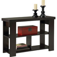 Ameriwood Black Forest Hollow Core Sofa Table at Kmart.com