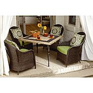 Grand Resort Powell 5 Piece Woven Dining Set at Sears.com