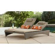 Ty Pennington Style Madison Double Chaise Lounge at Sears.com