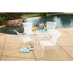 Garden Oasis Caswell Steel 5 Piece Strap Patio Set at Kmart.com