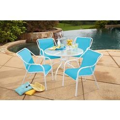 Garden Oasis Hamlin Steel 5 Piece Sling Patio Set at Kmart.com