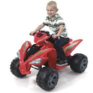 Fun Wheels Toys Honda Super Quad- 12 Volt Speed Quad in Red at Sears.com