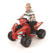 Fun Wheels Toys Step2-Super Quad- 12 Volt 2 Speed Quad in Red at Sears.com