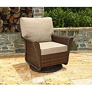 Ty Pennington Style Parkside Swivel Glider Chair at Sears.com