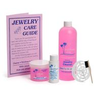Caribbean Gem Banana & Coconut Oil Ultra Jewelry Cleaning Kit at Kmart.com
