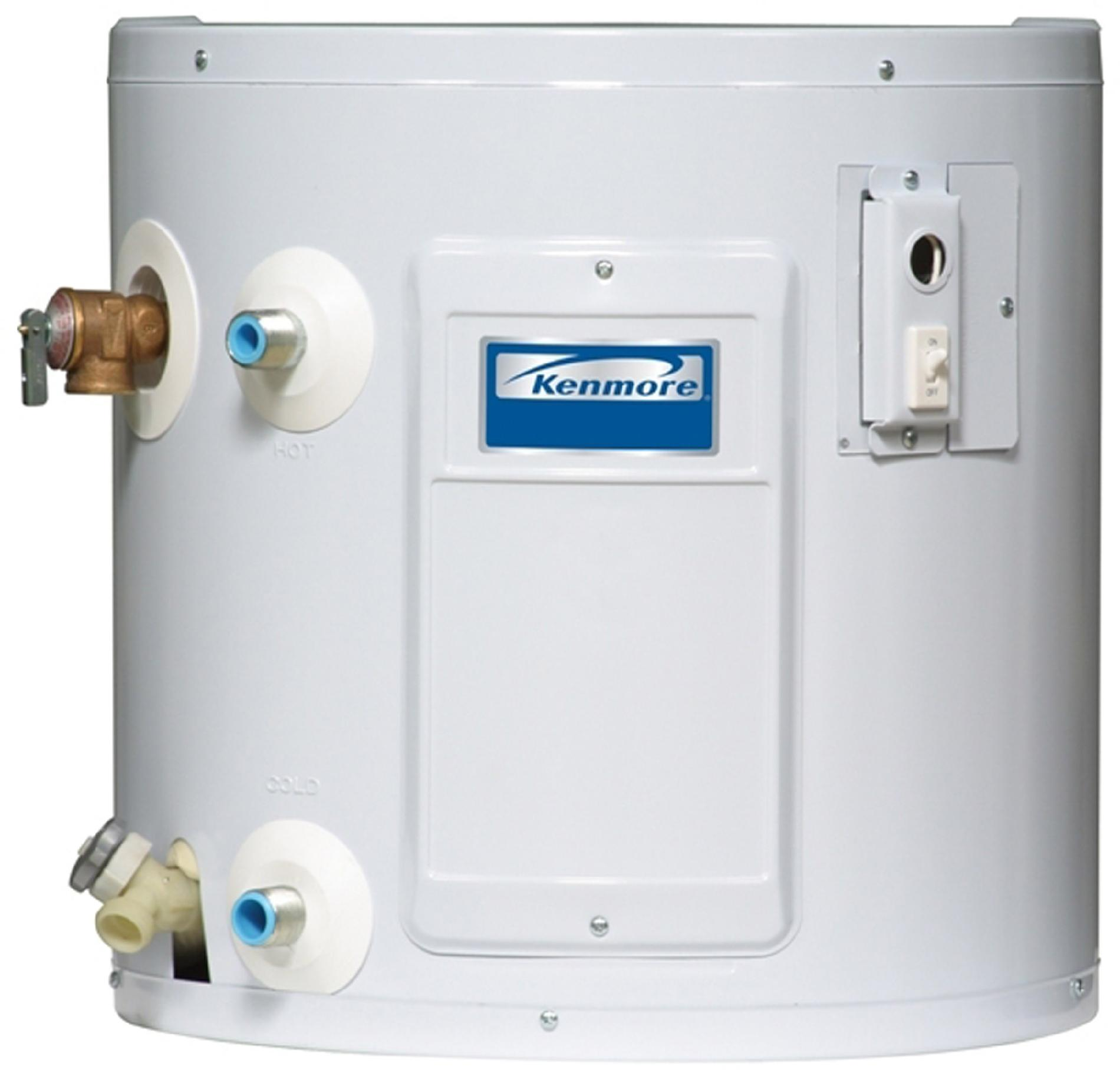 Kenmore 30 gal. Compact 6-Year Electric Water Heater - Limited Availability