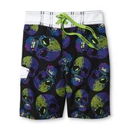Joe Boxer Boy's Boardshorts - Skull Pattern at Sears.com