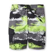 Joe Boxer Boy's Boardshorts - Paint Splash at Sears.com