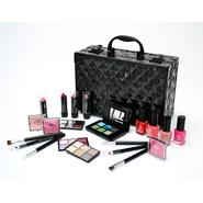Markwins International Beauty Bazaar Black Train Case at Sears.com