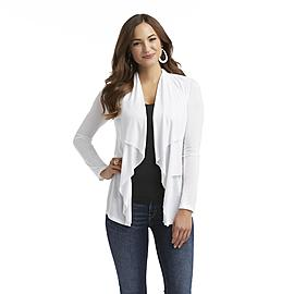 Attention Women's Tiered Cardigan at Kmart.com