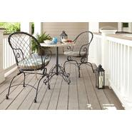 Mason Green Cherry Valley 3 Piece Bistro Set- Blue Plaid at Sears.com