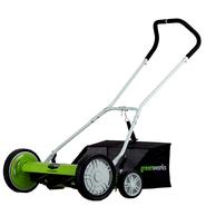 Greenworks 20-Inch Reel Mower at Sears.com