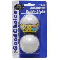Good Housekeeping Automatic LED Night Light - 2 Pack at Kmart.com