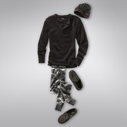 Young Men's Thermal Dynamic Outfit at Kmart.com