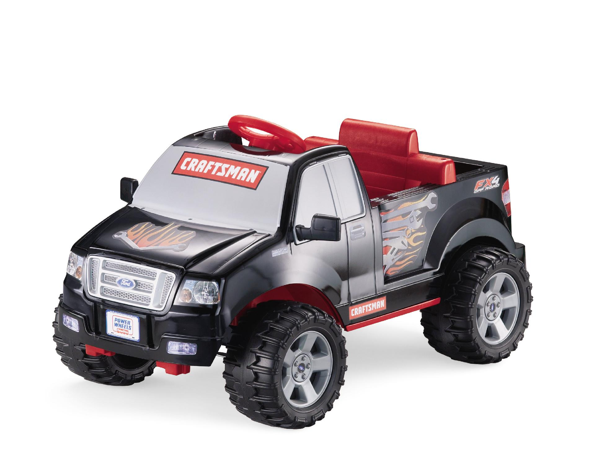 Fisher-Price Power Wheels My First Craftsman Truck