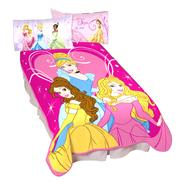 Princess Girl's Microfleece Blanket - Sweet Sparkle at Kmart.com