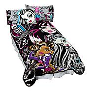 Monster High Edging Out Blanket at Kmart.com