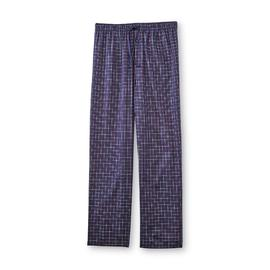 Basic Editions Men's Pajama Pants - Grid at Kmart.com