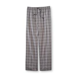 Basic Editions Men's Pajama Pants - Plaid at Kmart.com