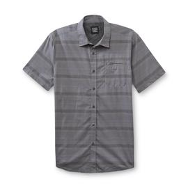 Always Push Forward Men's Short Sleeve Shirt - Striped at Kmart.com