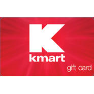 Kmart Red Burst eGift Card at Kmart.com