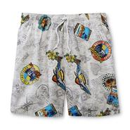 Trader Bay Men's Swim Trunks - Vintage Look at Sears.com