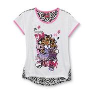 Monster High Girl's T-Shirt - Clawdeen Wolf at Kmart.com
