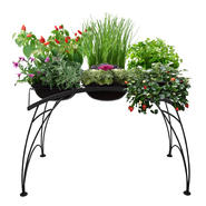 Plastec Garden Table Graphite Finish at Kmart.com