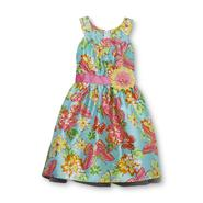 Holiday Editions Girl's Party Dress - Butterfly Print at Kmart.com