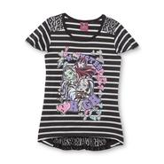 Monster High Girl's T-Shirt - Striped at Kmart.com