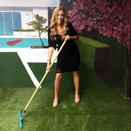 UltimateGrass Synthetic Grass Rake: - Artificial Grass Grooming Brush/Rake at Kmart.com