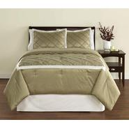 Cannon 3-Piece Marlene Gold Comforter Set at Kmart.com