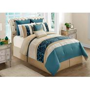 Cannon Turquoise 8 Piece Bedroom Comforter Set at Kmart.com